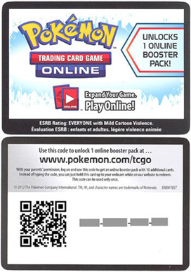 How do I <b>redeem</b> a <b>code card</b>? – <b>Pokémon</b> Support