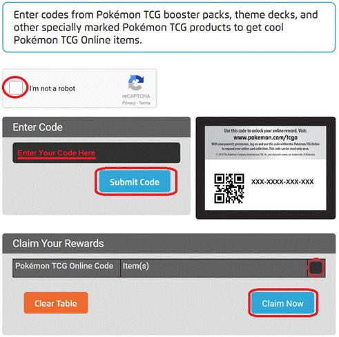 Pokemon tcg code generator 2017