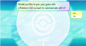 How do I link games and transfer Pokémon from Pokémon GO to